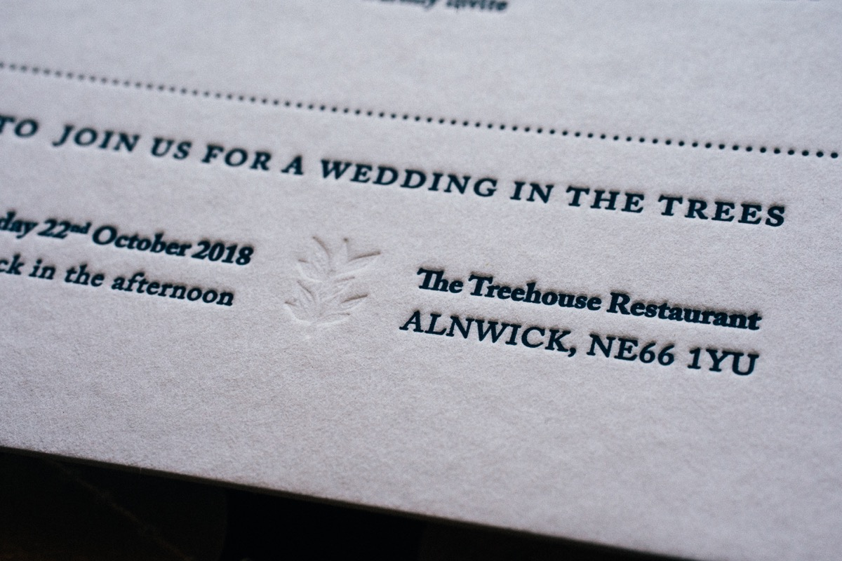 Cherry Press Bespoke Wedding Stationery