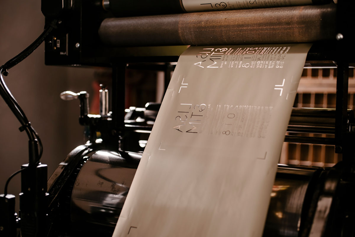Letterpress Wedding Stationery Cherry Press